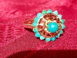 Régi arany gyűrű