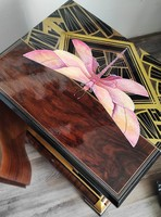 Art deco bedside table Limited edition