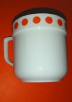 Régi jelölésű Alföldi pöttyös csésze 40.