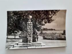 Régi képeslap Balatonfüred levelezőlap