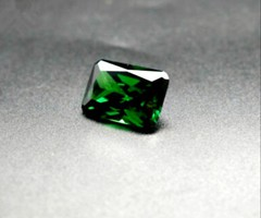 Columbiai smaragd drágakő 1.62 ct AAA+ 5x7MM- es