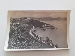Régi képeslap 1958 Balaton Tihany levelezőlap