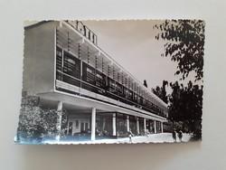 Régi képeslap Balaton Tihany Motel levelezőlap