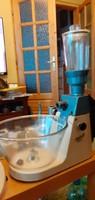 Egy igazi műszaki CSODA! Egy múzeumba való KOMET KM 4-es! 60 éves KONYHAI ROBOTGÉP!