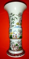 Gésa mintás, dekoratív Unterweisbach váza
