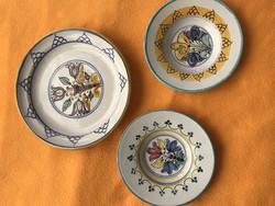 Fali kerámia tányérok