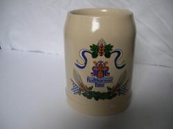 Kerámia söröskorsó - Hutthurmer