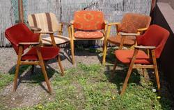 Retro Claus székek Nagyon Stabil nagyon Kényelmes dizájn szék