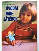 Mészáros Vincéné: Óvodai bábjátékok
