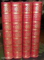 Reymont Parasztok Halhatatlan könyvek félbőr