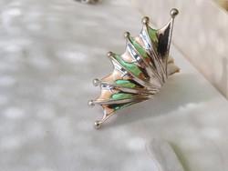 Szeles ezüst gyűrű