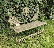 Tavaszi kertszépítő ajánlat - Meseszép kovácsoltvas kertipad
