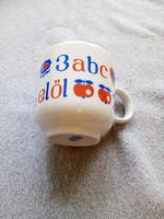 Alföldi ABC gyermek bögre