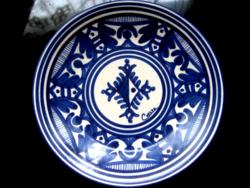 Crespo spanyol habán fali tányér