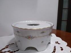 Tea melegítő Bavaria porcelán