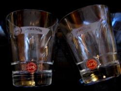 Jameson JJ&S limitált ír likőr pohár pár egyben