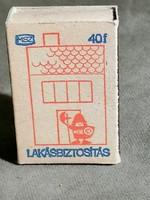 Retró gyufásdobozok 10 doboz