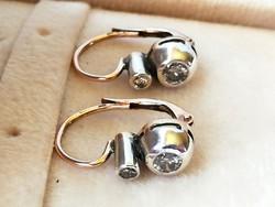 Brilles antik arany fülbevaló (14k)Sandrea részére