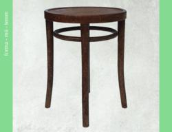 Thonet ülőke – kicsi, könnyű, kezes