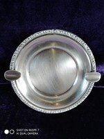 Ezüst 925-ös hamuzó (Magyar fémjelzésű)