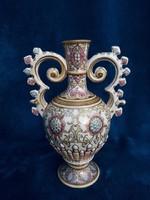 Antik Zsolnay váza 22 cm