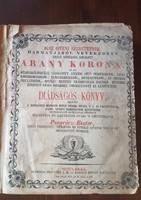 PONGRÁCZ ESZTER: 1855. Pesten nyomtatott