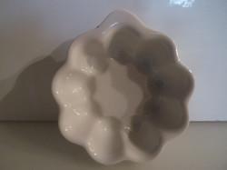 Porcelán - PUDING FORMA - VASTAG - NÉMET 9 x 8,5 x 3 cm - NÉMET - HIBÁTLAN