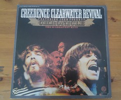 Creedence Clearwater Revivel, The 20 best, dupla lemez,