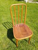 Thonet szék jelzett Mundus,kecses megjelenés,ritka