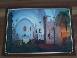 Sopronhorpács, Római katolikus templom belső képe