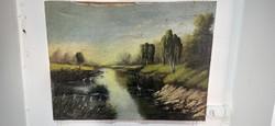Szöllőssy festmény