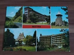Mátra, Galyatető, mozaik képeslap
