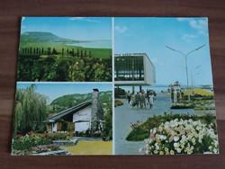 Badacsony, mozaik képeslap