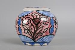 Cseszkó Máté HMV majolika váza 1931