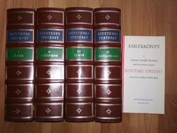 Egyetemes történet 4 kötetes