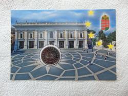 Római szerződés 50 forint sorszámozott bliszter csomagolás ! 02