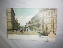 régi képeslap temesvár 1906