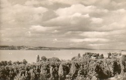 Ba 116 Körkép a Balaton vidékről a XX.század közepén .Balatoni tájkép