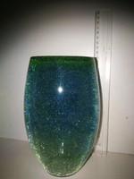 Karcag (Berekfürdő) fátyolüveg váza