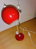 Retró asztali lámpa