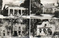 Ba 101 Körkép a Balaton vidékről a XX.század közepén .Balatonszárszó részletek
