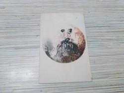 Antik képeslap.