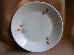 Drasche Budapest retro tányér 60-as évek