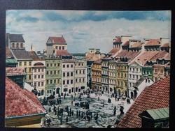 Warszawa Antik Postatiszta Képeslap