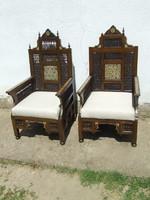 Trón fotel nagy az ár kettőre vonatkozik