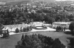 Ba 118 Körkép a Balaton vidékről a XX.század közepén .Balatonkenese Honvéd üdülő
