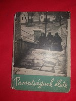1937. Ortutay Gyula: Parasztságunk élete könyv OFFICINA kiadás a képek szerint