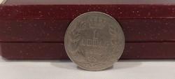 1925 ezüst 1 Dínár Szlovenia
