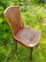 Antik Thonet szék jelzett!