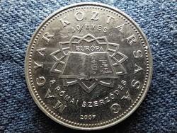 50 éves a Római szerződés 50 Forint 2007 BP BU (id51460)